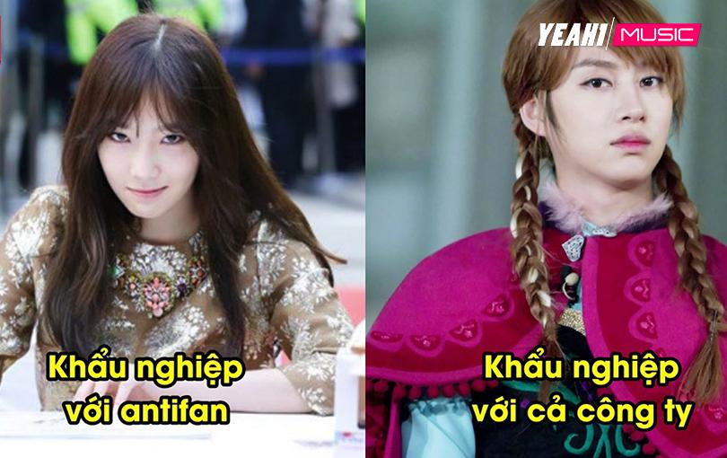 """Siêu sao vũ trụ Kim Hee Chul không đối thủ trong cuộc chiến """"những gương mặt vàng của làng tạo nghiệp"""""""