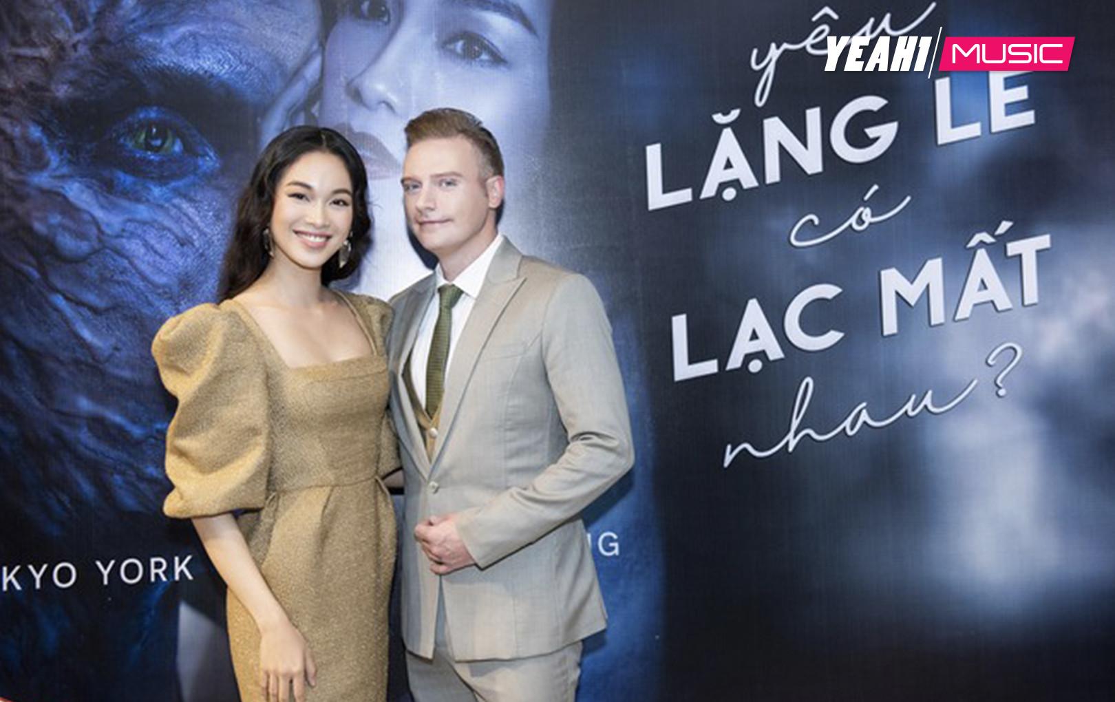 Nàng thơ Hoàng Minh Hà bất ngờ  lên tiếng về mối quan hệ 'phim giả tình thật' với Kyo York?