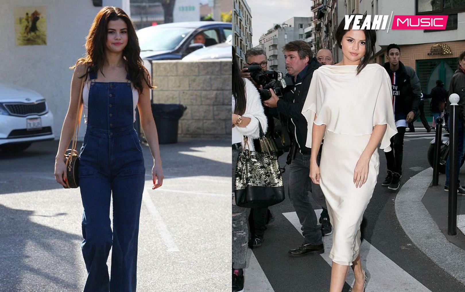 Bí quyết phối đồ giúp Selena Gomez trở thành fashionista số 1 trong lòng CĐM
