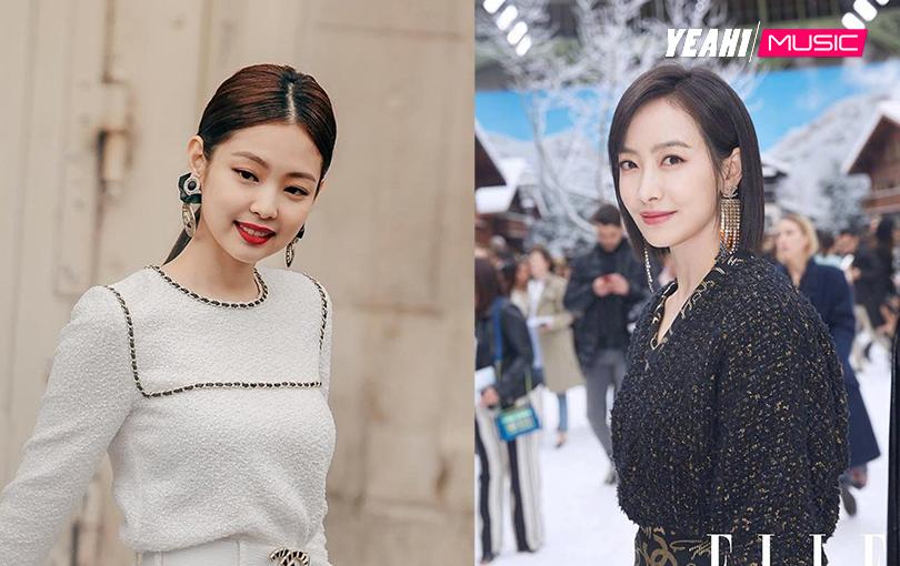 """""""Chanel sống"""" Jennie chẳng khoan nhượng dìm hàng Victoria thành """"bạch tuột"""" trong sự kiện quốc tế"""