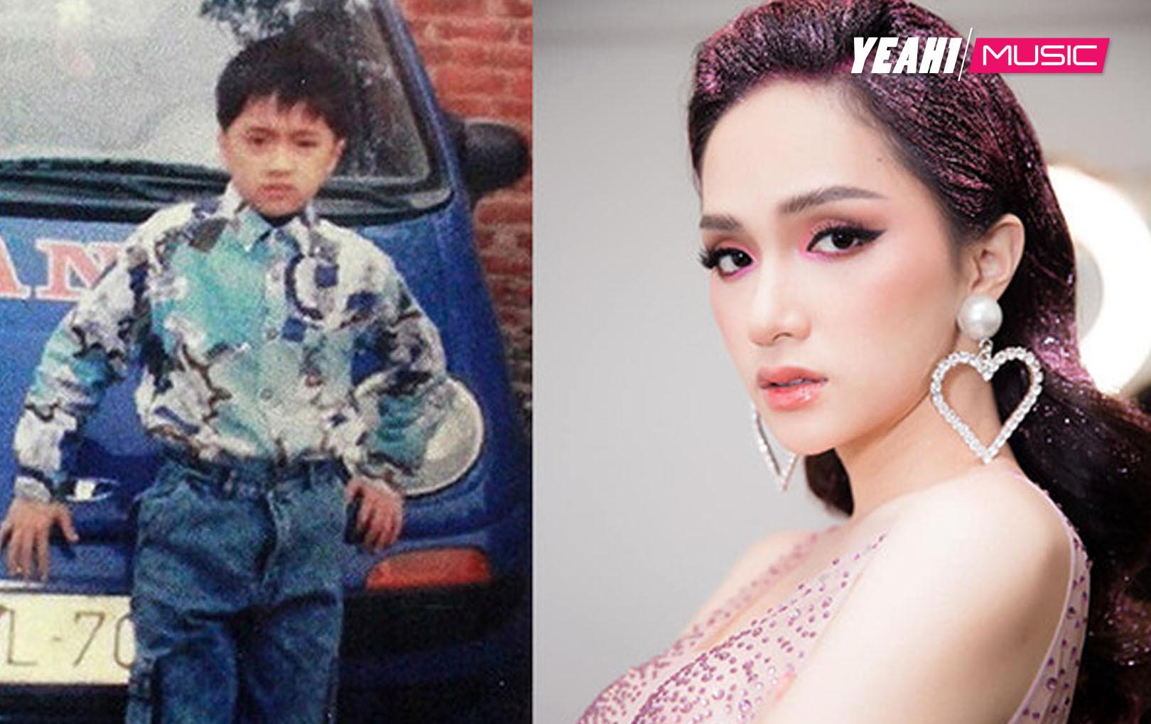 Nhan sắc của mỹ nhân Vbiz trước khi chuyển giới: Hương Giang cực phẩm, đẹp nhất Lâm Khánh Chi