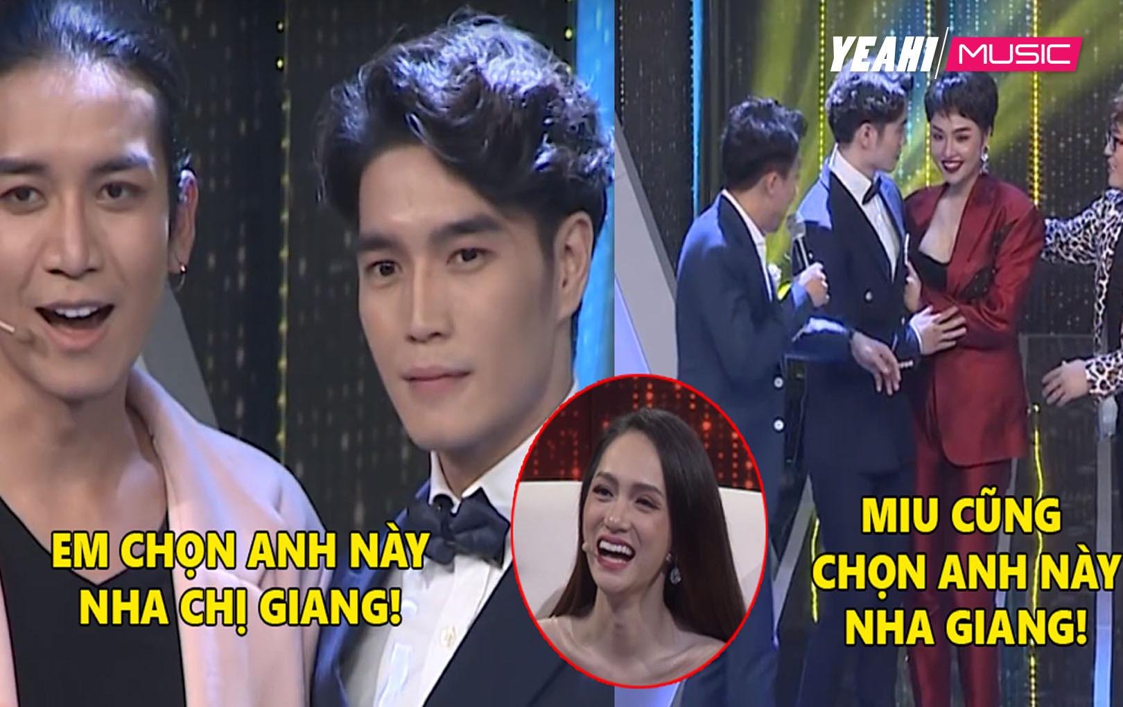 """Mời đến làm cố vấn,  Miu Lê- BB Trần lại """"nhiệt tình"""" tranh giành trai đẹp với Hương Giang"""