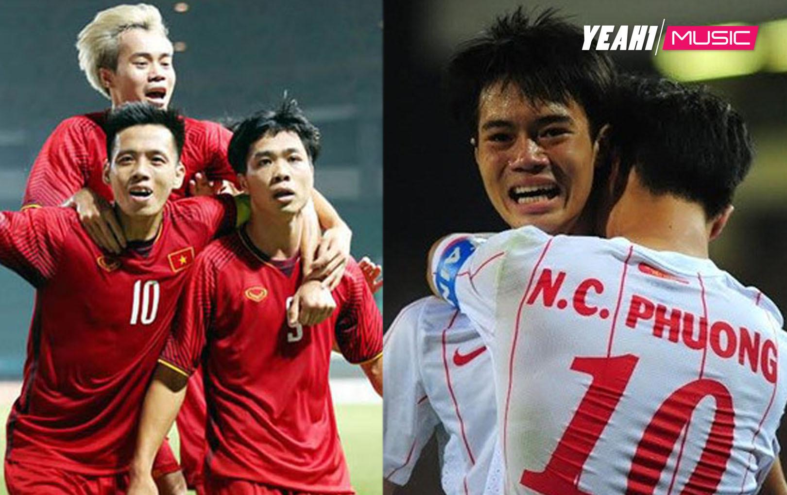 Đội hình ĐT Việt Nam đối đầu Nhật Bản: Văn Toàn trở lại sát cánh cùng Công Phượng?
