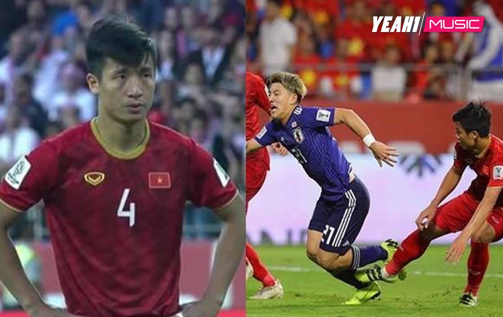 Hàn Quốc xác định Bùi Tiến Dũng không phạm lỗi, không công nhận chiến thắng của Nhật Bản