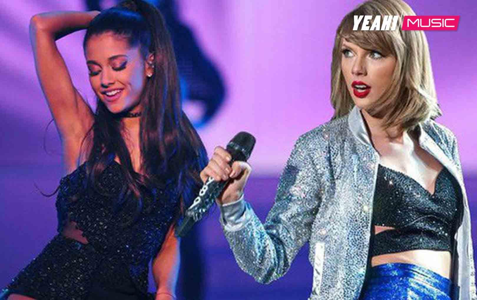 Grammy 2019: Thua cuộc trước Ariana Grande, Taylor Swift vuột mất cơ hội đi vào lịch sử