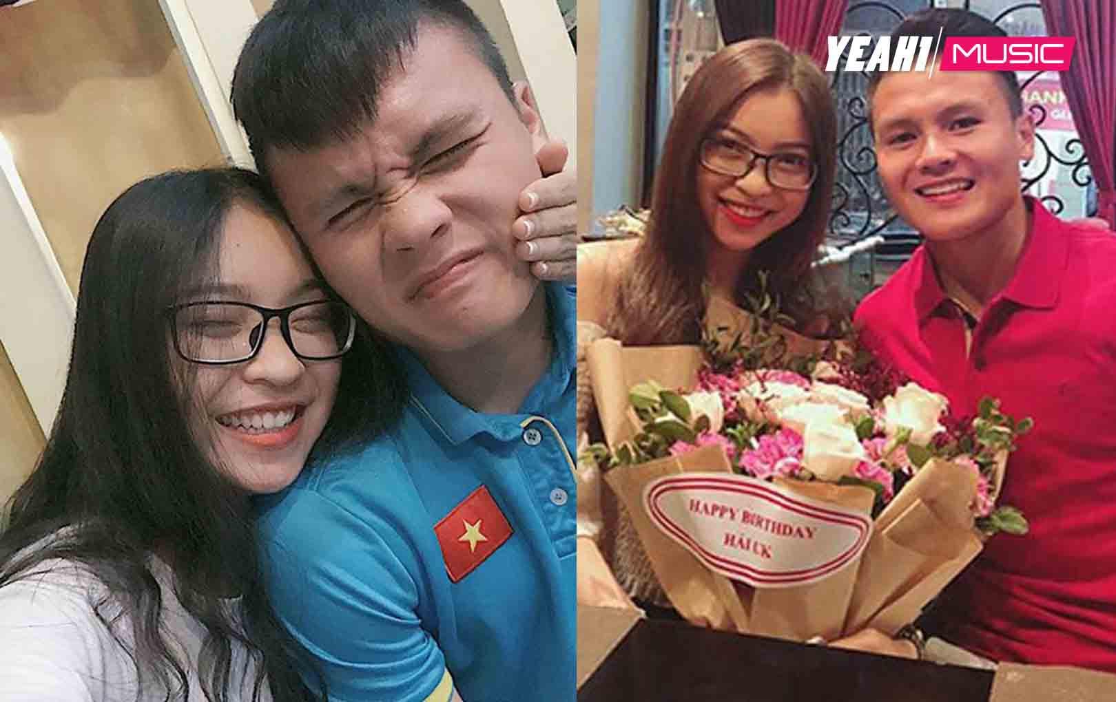 Đúng Valentine, Nhật Lê 'nổi lửa' dân mạng khi chia sẻ tình yêu với một người đàn ông nhưng không phải là Quang Hải