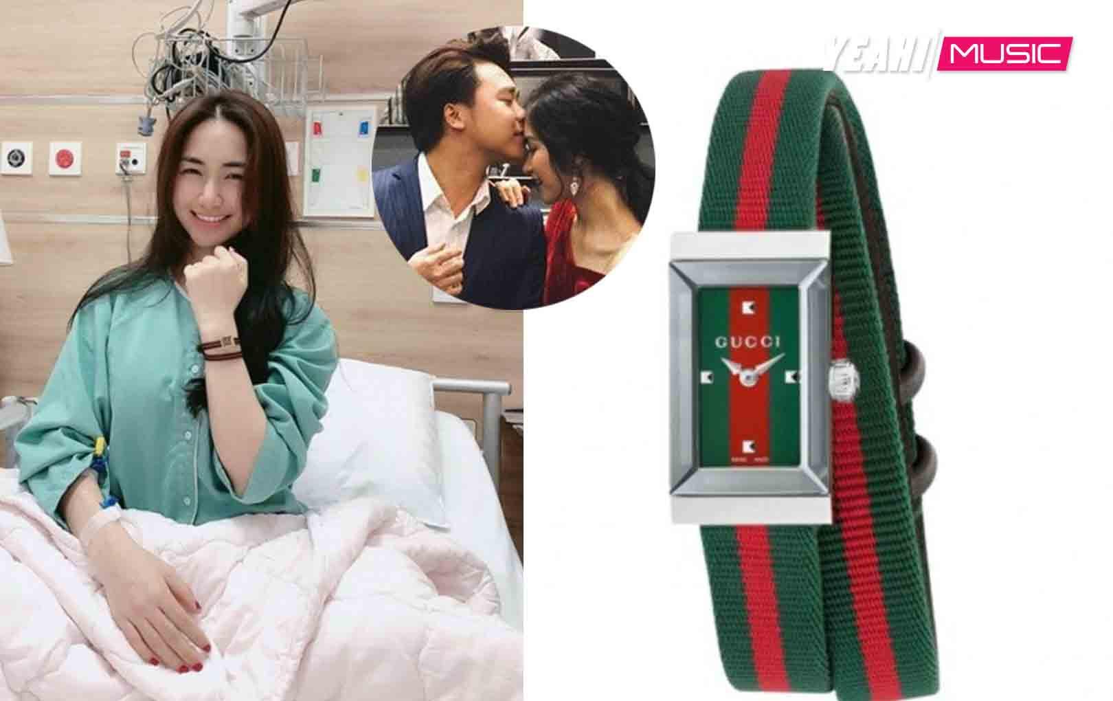 Bóc giá đồ hiệu tình yêu Hòa Minzy được đại thiếu gia tặng ngày Valentine