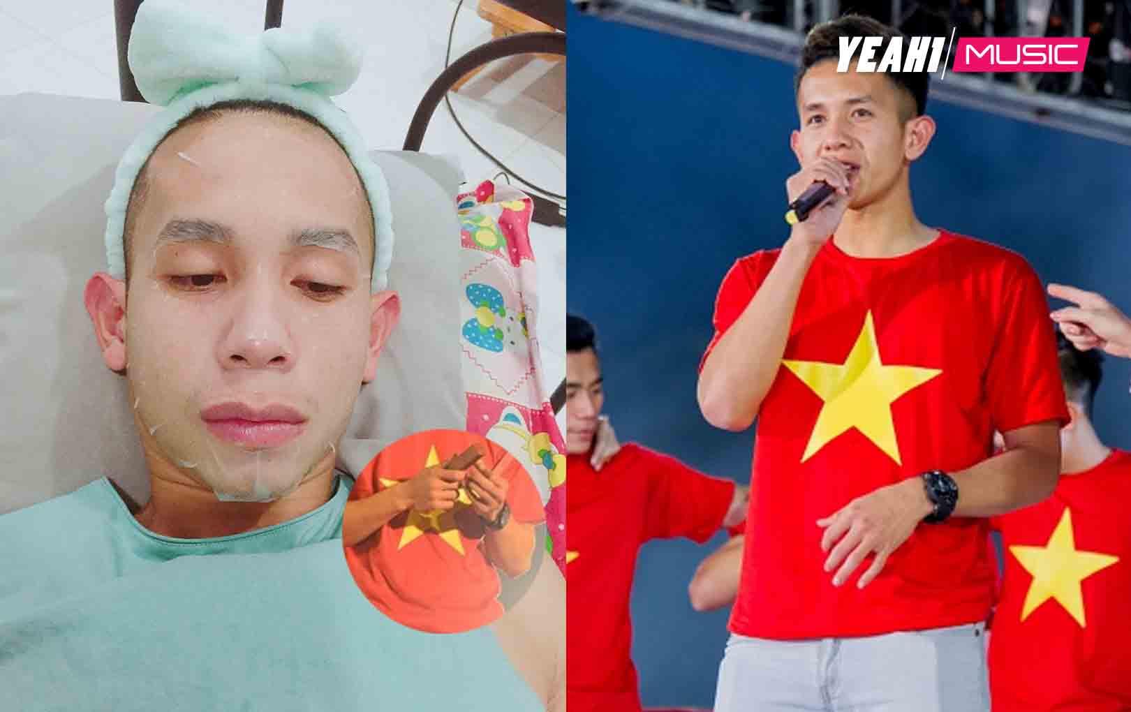 Lần đầu hát live 'ngọt muốn xỉu', Hồng Duy được fans khuyên nên theo nghiệp ca hát nếu giải nghệ bán son