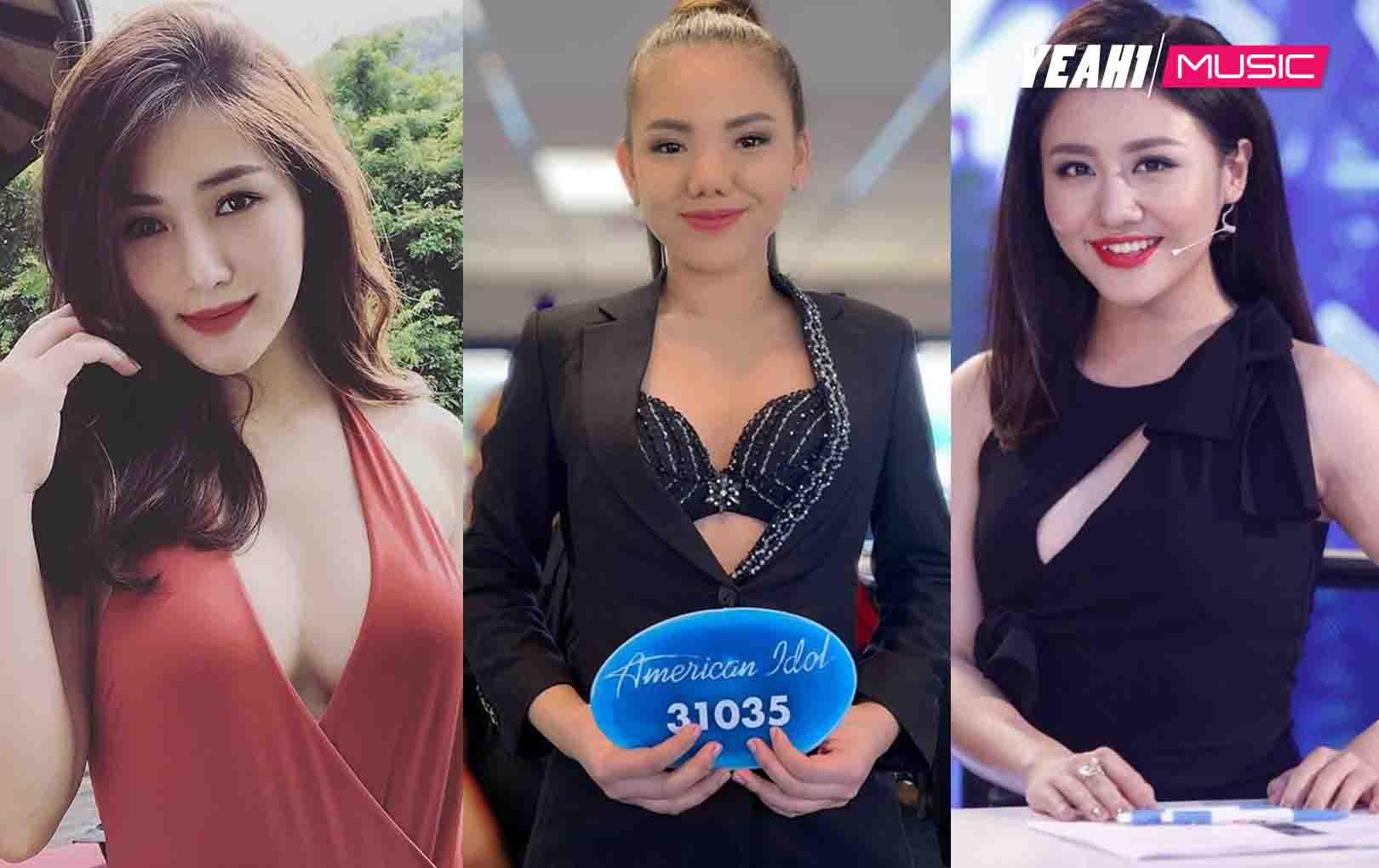 Phản ứng của sao Việt khi trò cưng Hồ Quỳnh Hương nhận vé vàng ở American Idol 2019?