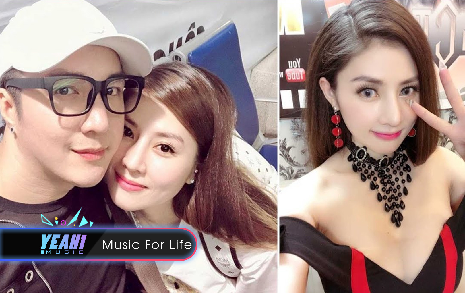 """Ngưỡng mộ mối tình 15 năm của """"ông vua miền Tây"""" Lâm Chấn Khang và bạn gái Hàn"""