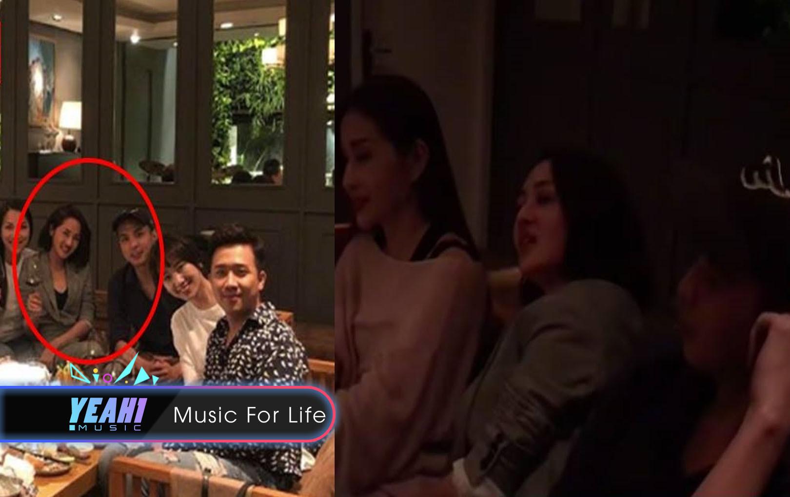 Bảo Anh - Hồ Quang Hiếu vẫn ngồi cạnh thân thiết mỗi khi gặp gỡ, fan có quyền hy vọng