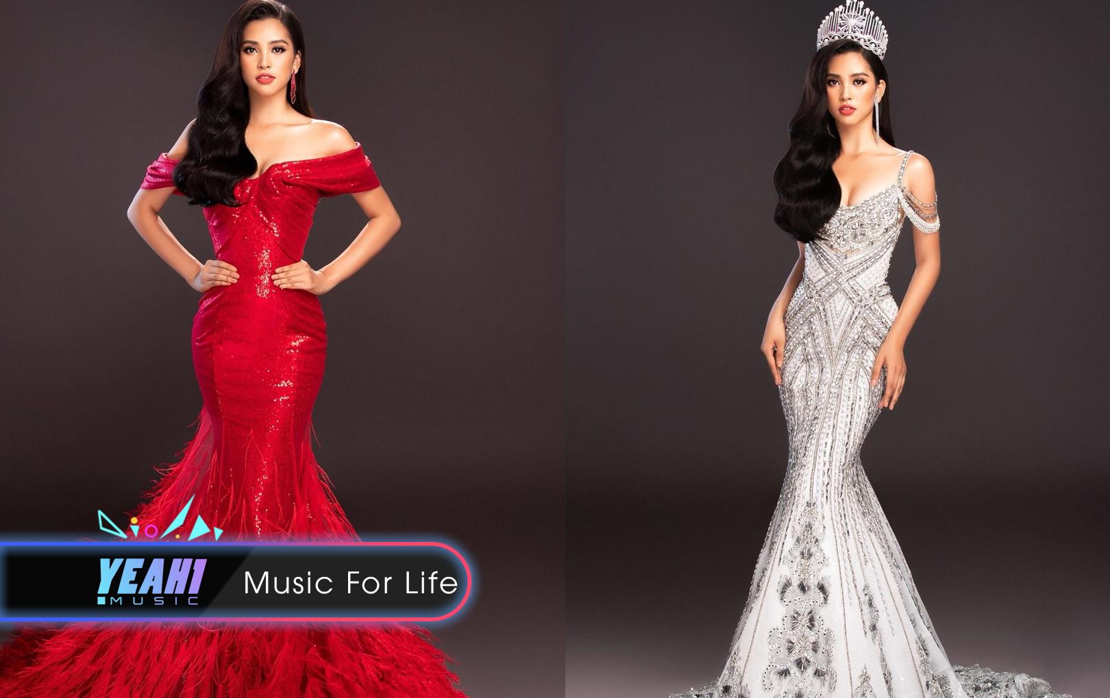 Nhờ fan chọn dùm bộ váy dạ hội tại Miss World 2018, Hoa hậu Trần Tiểu Vy nhận lại được cái kết đắng