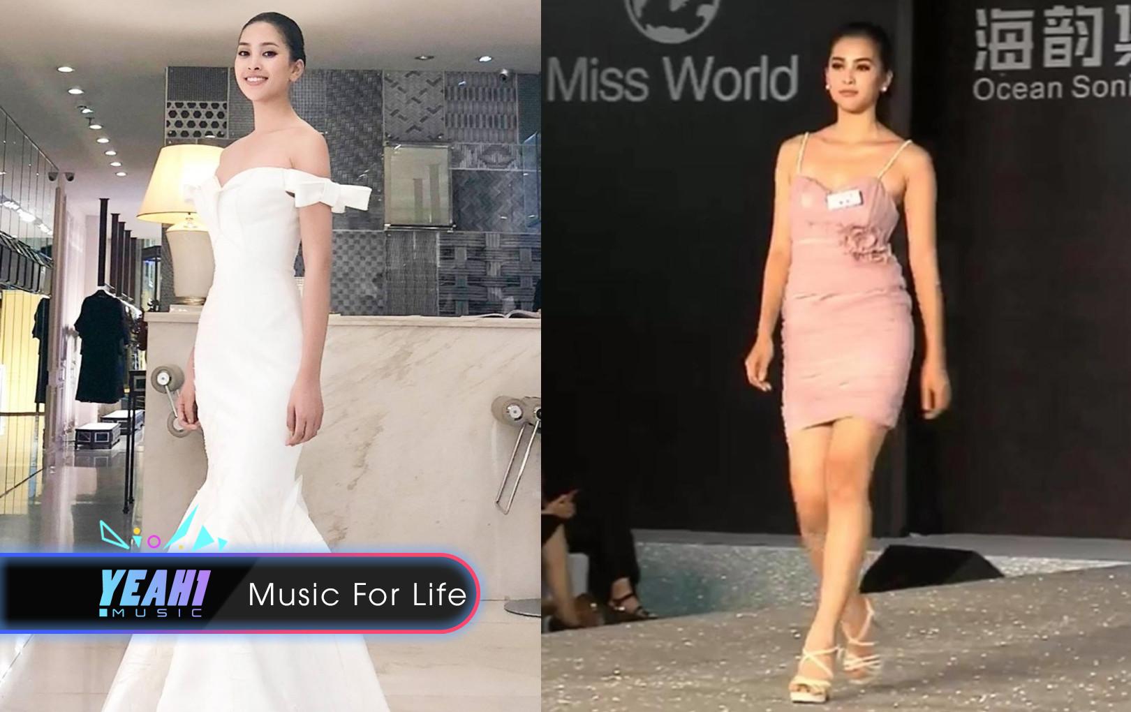 Hoa hậu Trần Tiểu Vy lọt top 32 Top Model tại Hoa hậu Thế giới 2018