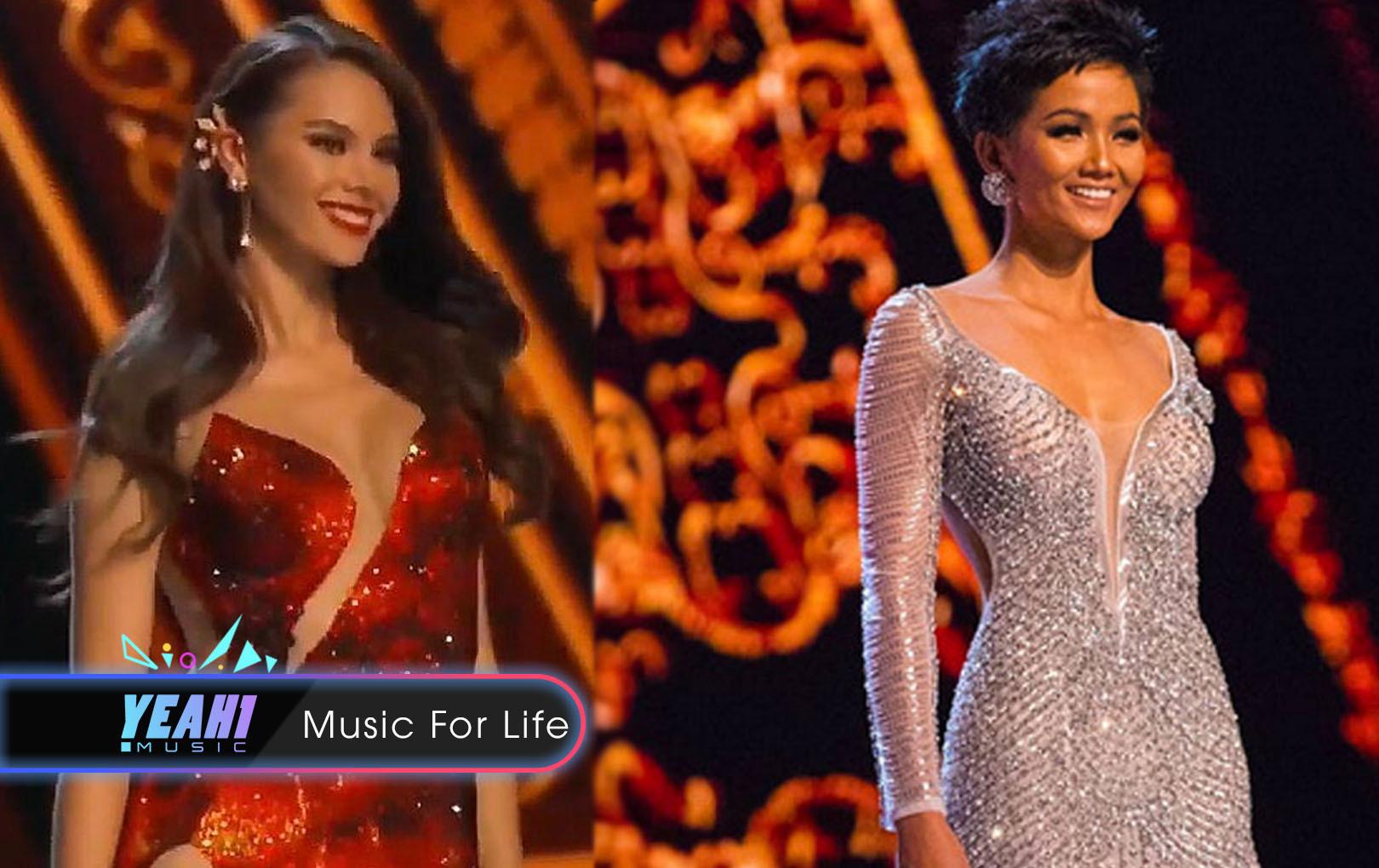 Philippines đăng quang Hoa hậu Hoàn vũ, H'Hen Niê dừng Top 5 -Một thành tích quá xuất sắc