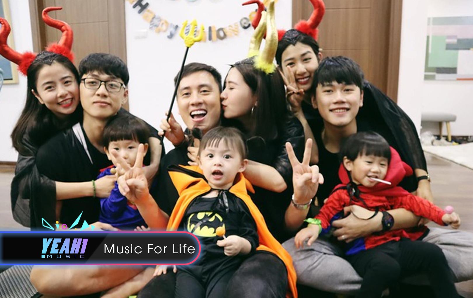 Halloween cập bến 3 gia đình hot nhất MXH: Xoài - Cam - Đậu biến hoá thành những siêu anh hùng dễ thương