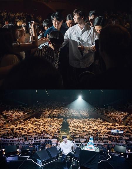Lee Jong Suk trở về Hàn Quốc an toàn sau sự cố bị giữ lại tại Indonesia sau fanmeeting