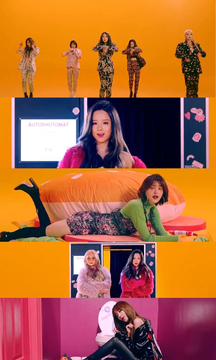 Fan hâm mộ vỡ òa khi các cô nàng EXID comeback với MV đầy đủ thành viên sau 2 năm