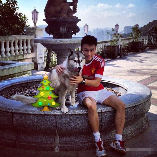 Con trai ông trùm sòng bài Macau: Đẹp trai, IQ cao, gia thế khủng đúng chuẩn soái ca hoàn hảo