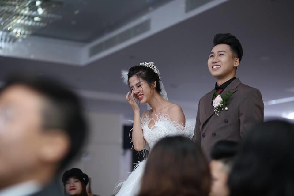Trọn vẹn những khoảnh khắc đẹp trong đám cưới của Vlogger Huy Cung và bà xã hot girl