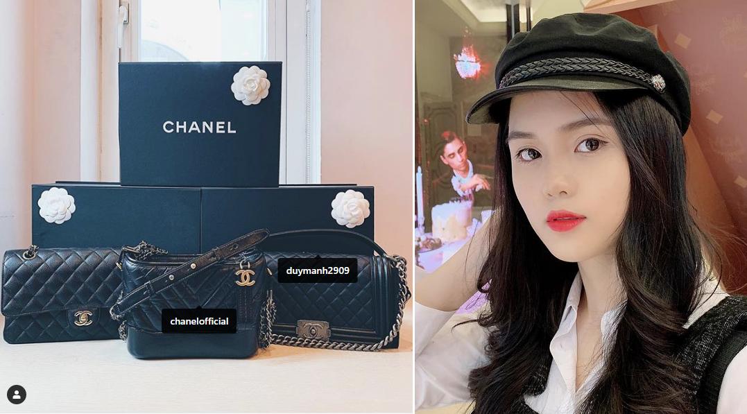 """Bạn trai nhà người ta Duy Mạnh: Vừa tặng túi Chanel trăm triệu lại sắm liền tay loạt đồ Dior cho người yêu chỉ vì """"ở nhà ngoan"""""""