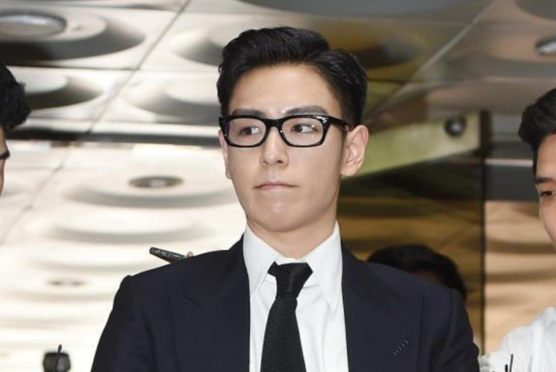 T.O.P (Big Bang) được giải oan về cáo buộc nhận biệt đãi trong quân ngũ