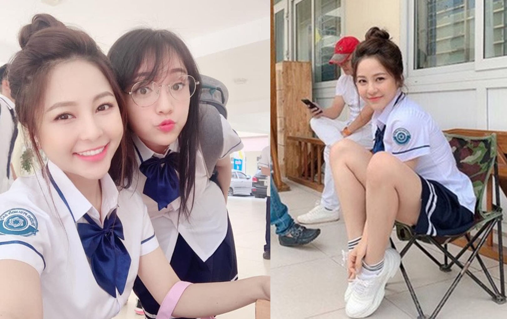 Dù đã gửi lời xin lỗi đạo diễn, hot girl Trâm Anh bất ngờ bị hủy sạch vai trong phim mới