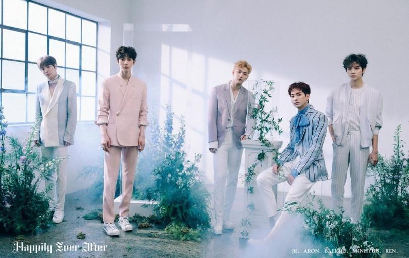 Trở lại với đội hình huyền thoại, NU'EST náo loạn Netizen với hình ảnh teaser comeback cực chất