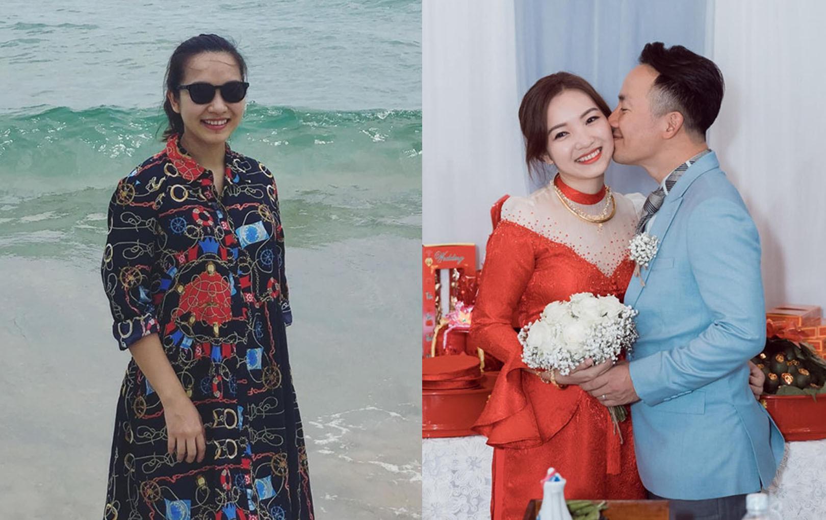 Bà xã Tiến Đạt tiết lộ mang thai sau 5 tháng cưới và được ông xã 'cưng như trứng mỏng'
