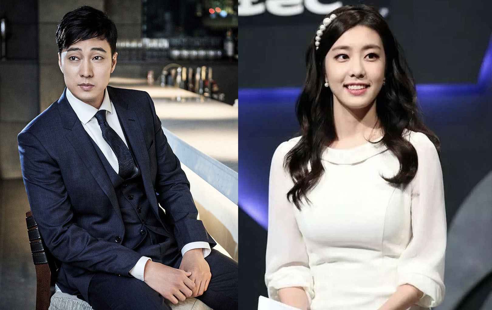 Dispatch comeback hoành tráng với màn khui ảnh hẹn hò của tài tử So Ji Sub với nữ thần phát thanh viên kém 17 tuổi đài SBS