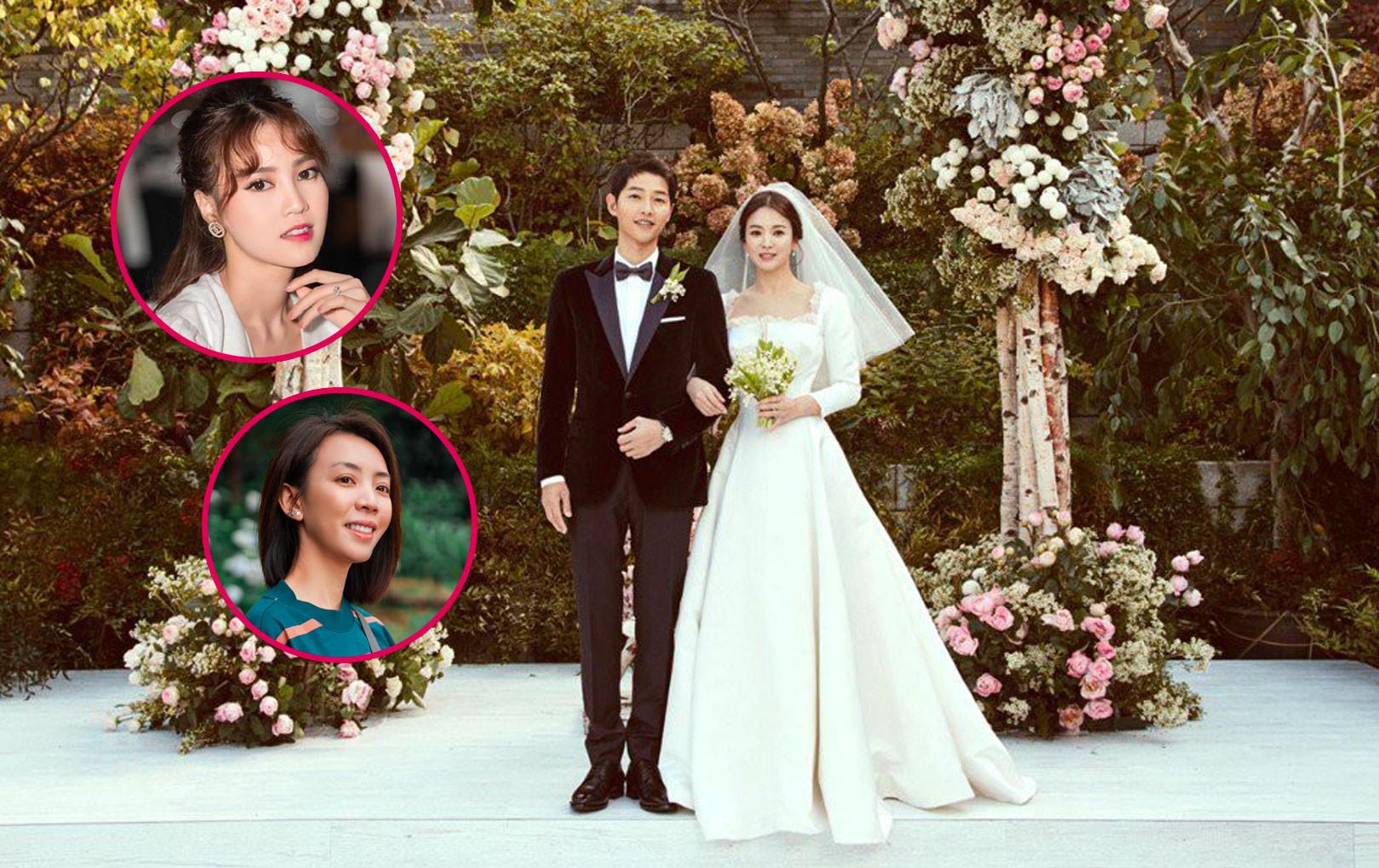 Phản ứng của loạt sao Việt khi nghe tin cặp đôi Song Song ly hôn: Người khóc ròng, kẻ bàng hoàng không tin vào tình yêu