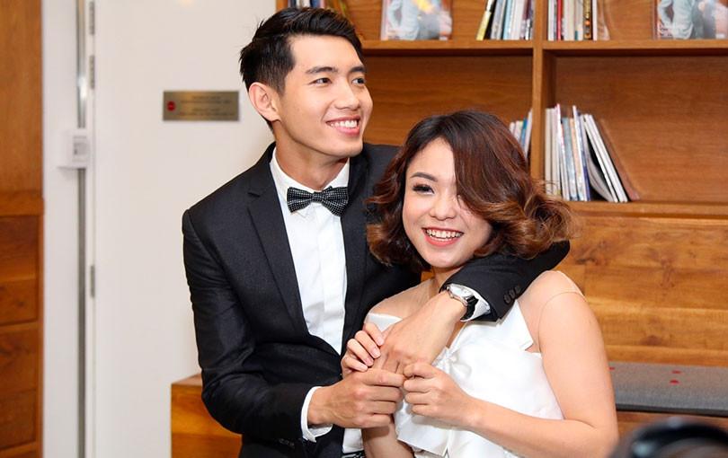 Bị bạn thân Quang Đăng chỉ trích lợi dụng chuyện chia tay, Thái Trinh trả lời trên facebook cá nhân rồi lại xóa mất