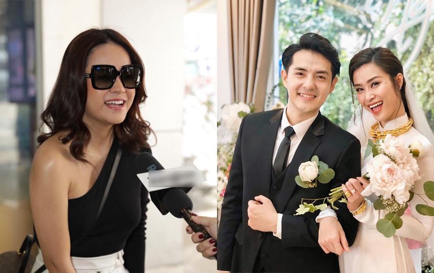 Phạm Quỳnh Anh thất lạc vali khi di chuyển đến Phú Quốc dự đám cưới của Đông Nhi - Ông Cao Thắng