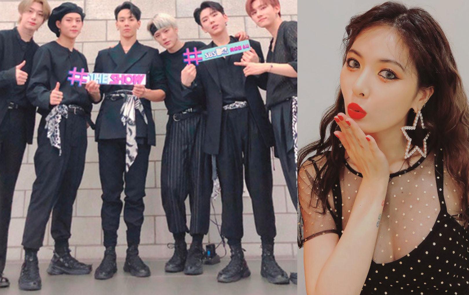 HOT: Hyuna, Monsta X là đại diện Kpop sẽ đến Việt Nam tham dự show Việt - Hàn vào đầu năm 2020