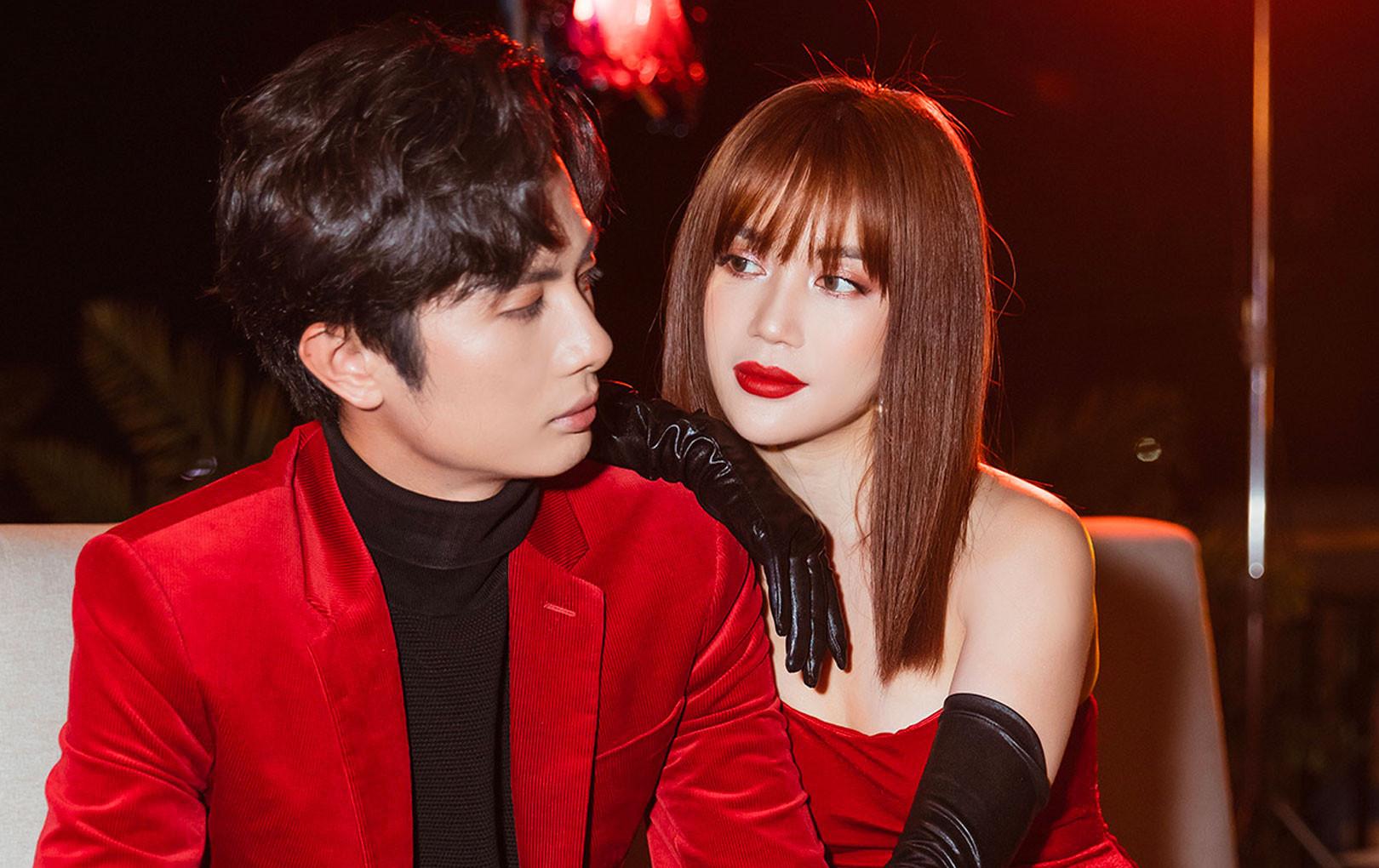 Huỳnh Phương đúng chuẩn bạn trai nhà người ta: Chủ động 'xin vai' soái ca và là nhà sản xuất cho MV của người yêu