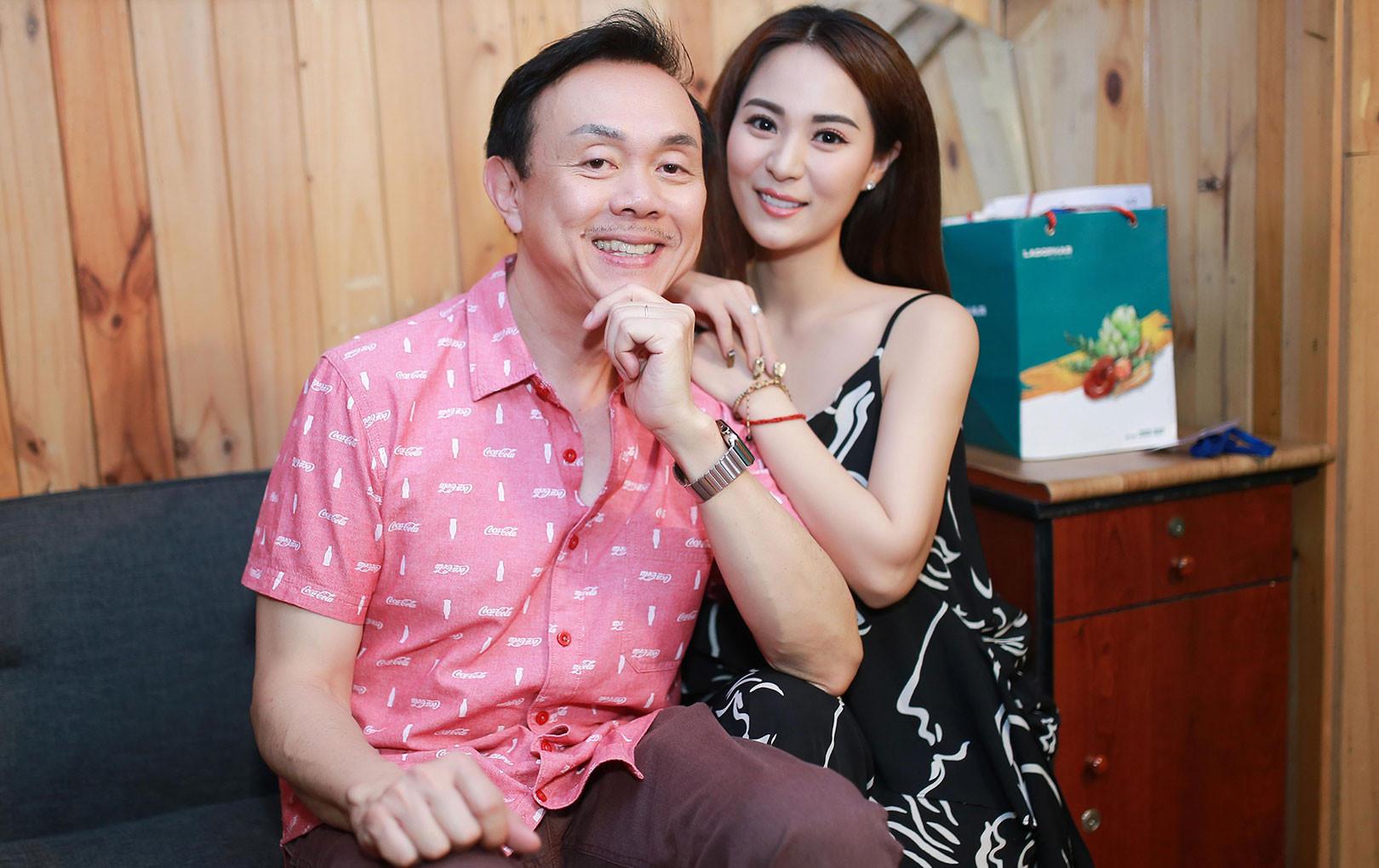"""Chí Tài bất ngờ """"làm ca sĩ"""", """"nhá hàng"""" sản phẩm âm nhạc mới kết hợp cùng """"Sơn nữ Bolero"""" Ánh Linh"""