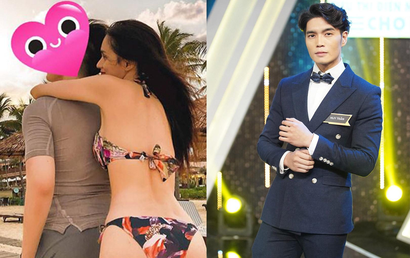 """Soi chi tiết hé lộ bạn trai giấu mặt Hương Giang vừa công khai: Hình như chính là Huy Trần """"Người ấy là ai""""?"""