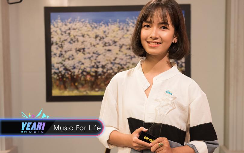 Trần Kiều Yến Linh và  hành trình chinh phục âm nhạc của cô bé 15 tuổi