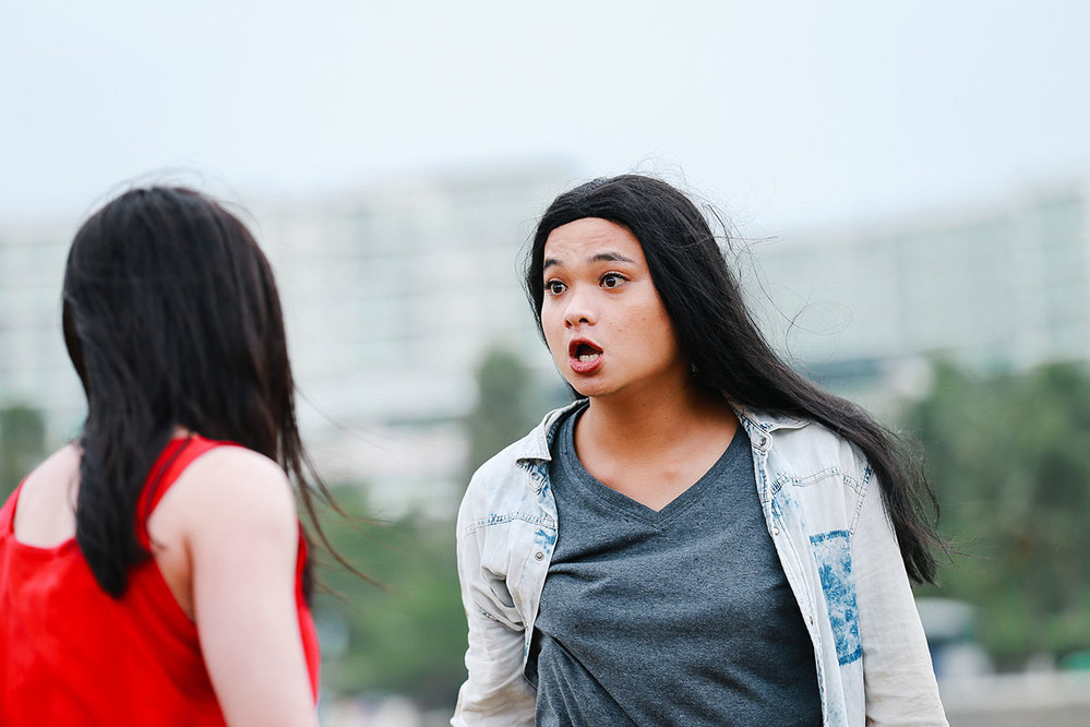 """Xem parody """"Duyên mình lỡ"""" đã cười bể bụng, giờ Huỳnh Lập tung hậu trường mới biết còn 1 đống cảnh hài gấp 10"""