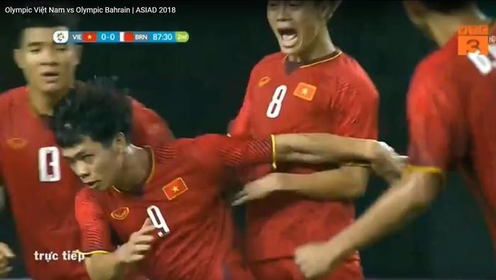 Công Phượng rực sáng, mang lại chiến thắng quý như vàng của Olympic Việt Nam