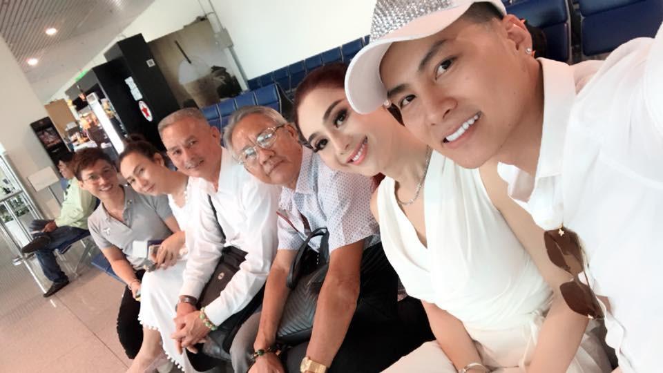 HOT: Đúng kế hoạch, Lâm Khánh Chi và gia đình sang Thái Lan bắt đầu hành trình có con