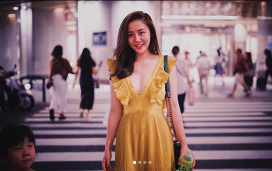 Chỉ để lộ một chi tiết nhỏ, dân mạng nhanh chóng tìm ra bạn trai mới của Văn Mai Hương