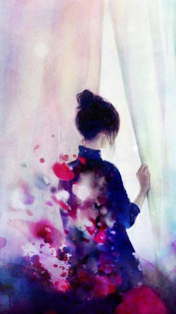 Đau lòng nhất là khi mọi thứ đã kết thúc còn tình yêu vẫn vậy!