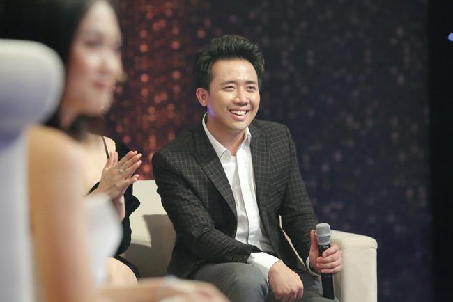 Phản ứng của Trấn Thành khi Phương Thanh phát ngôn: Có Tiến Đạt mới có Hari Won hôm nay?