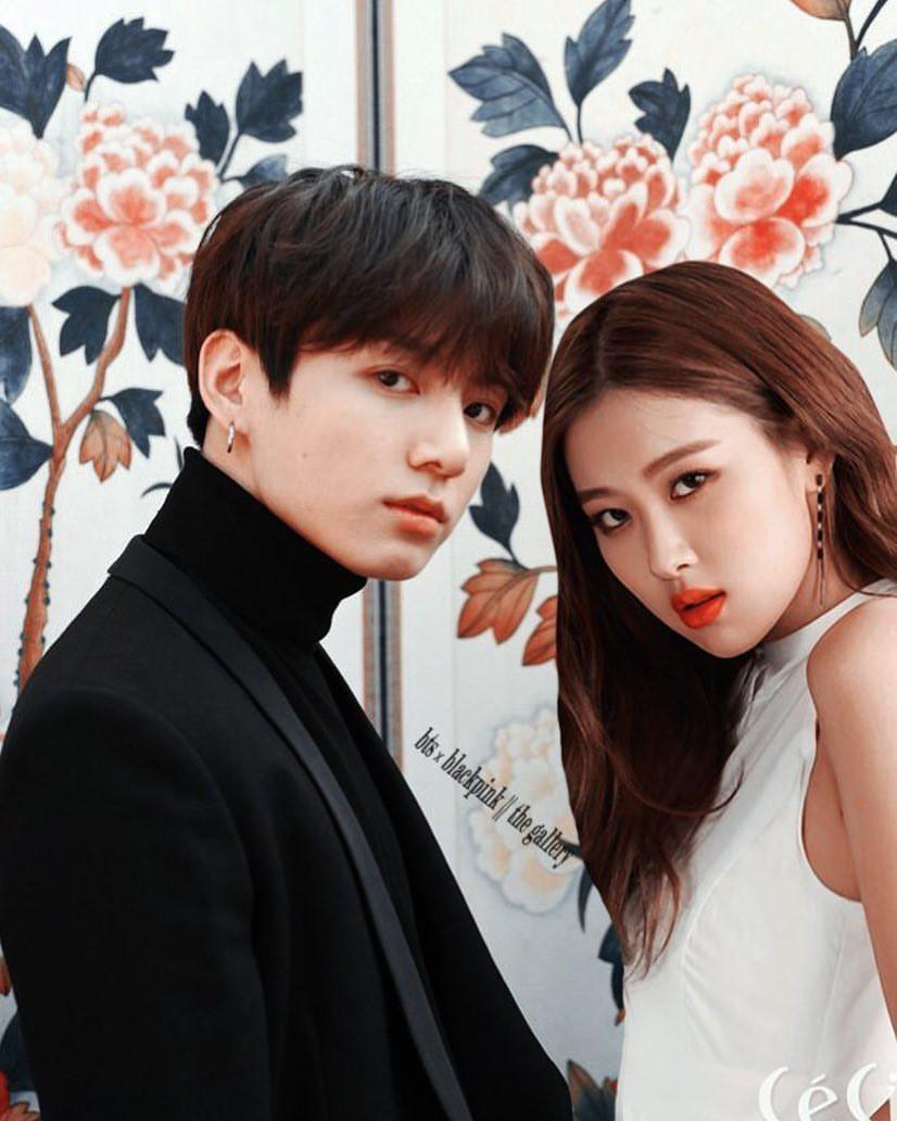 Dispatch đổi ảnh đại diện thành Jungkook (BTS) đầy ẩn ý, dân tình thi nhau ship anh với mỹ nam này thay vì Rosé