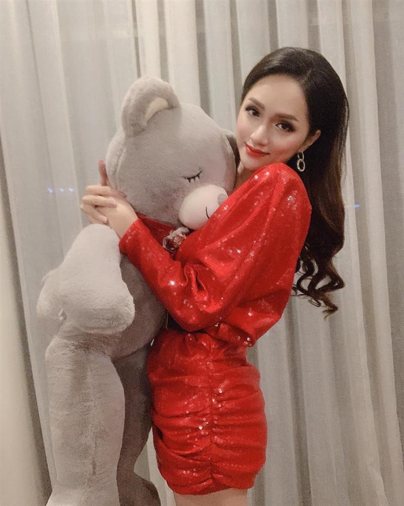 Hương Giang Idol công khai Gấu sau khi từ chối lời cầu hôn của Khánh Ngô