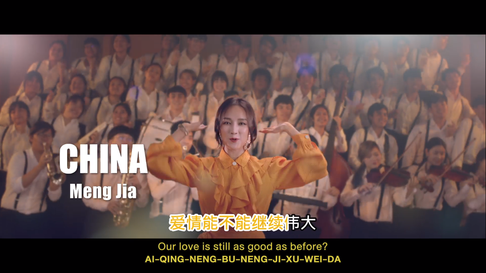 Không kém cạnh bạn gái Quang Hải, Chi Pu gây tranh cãi vì sang thái hát nhạc phim