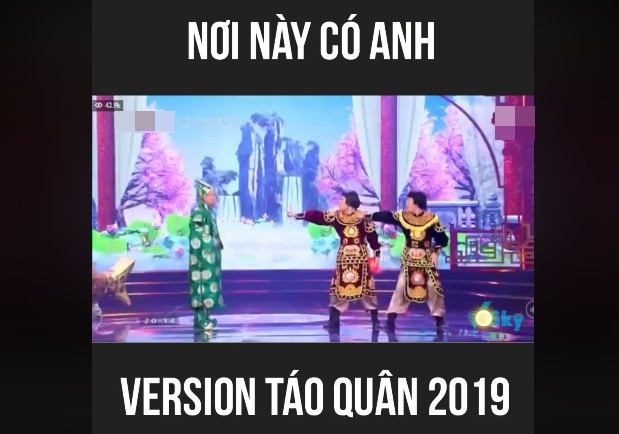 Bất ngờ chưa! Hit 200 triệu view của Sơn Tùng lại chiếm sóng Táo quân 2019 thế này!