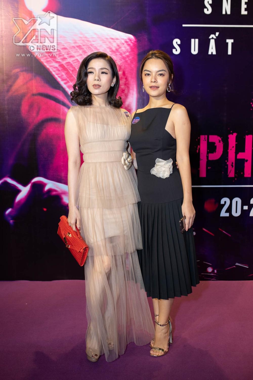 Tình cũ và dàn sao khủng nô nức đến chúc mừng bộ phim hành động cuối cùng của Ngô Thanh Vân