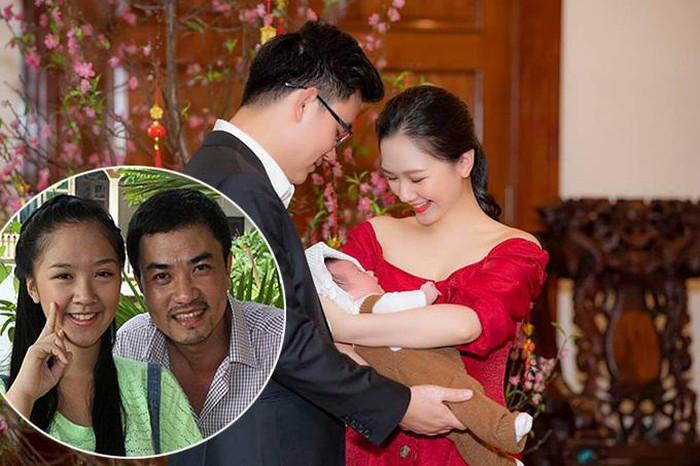 5 chú Heo vàng đầu tiên của Vbiz: Bé là thiên kim tiểu thư, bé có bố mẹ nổi nhất Việt Nam