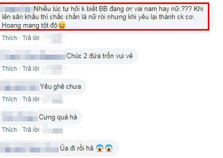 Đăng ảnh đi trốn cùng người tình đồng giới Quang Lâm, BB Trần bị tra tấn bởi câu hỏi: Ai làm vợ?